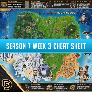 Fortnite Guides Leaks And Cheat Sheets Gameguidehq