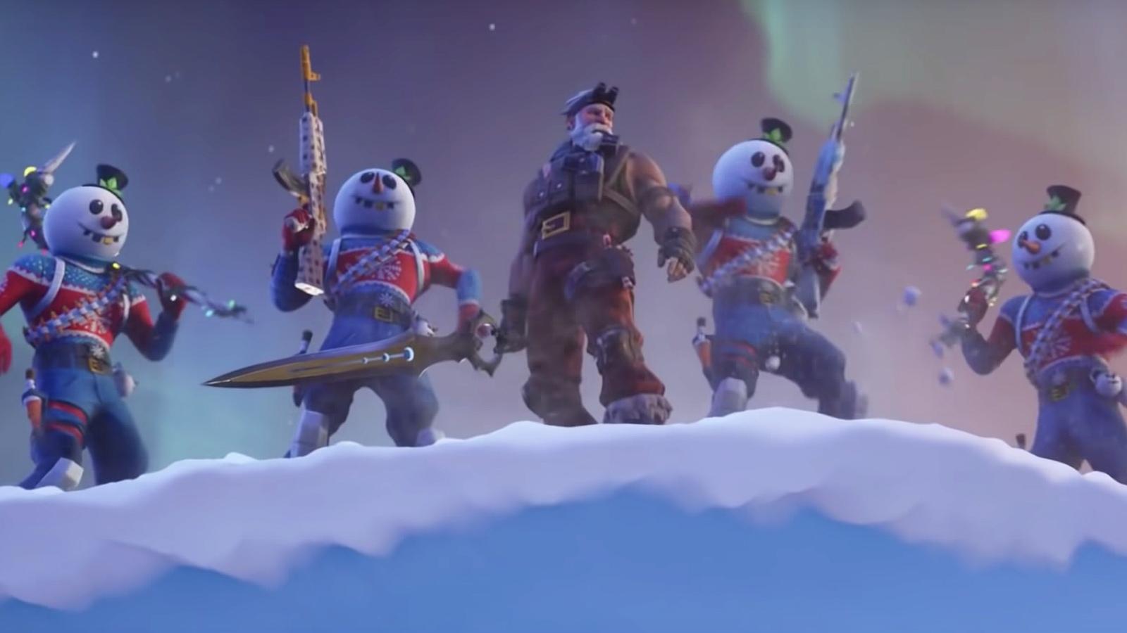 Fortnite Season 7 Sword Trailer