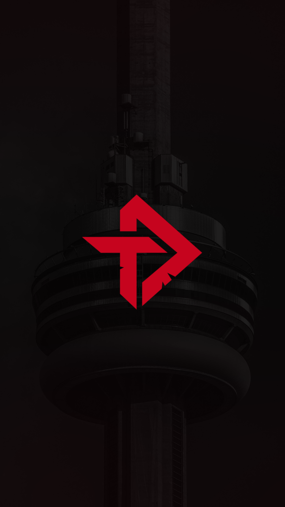 Toronto Defiant Dark Mobile Wallpaper