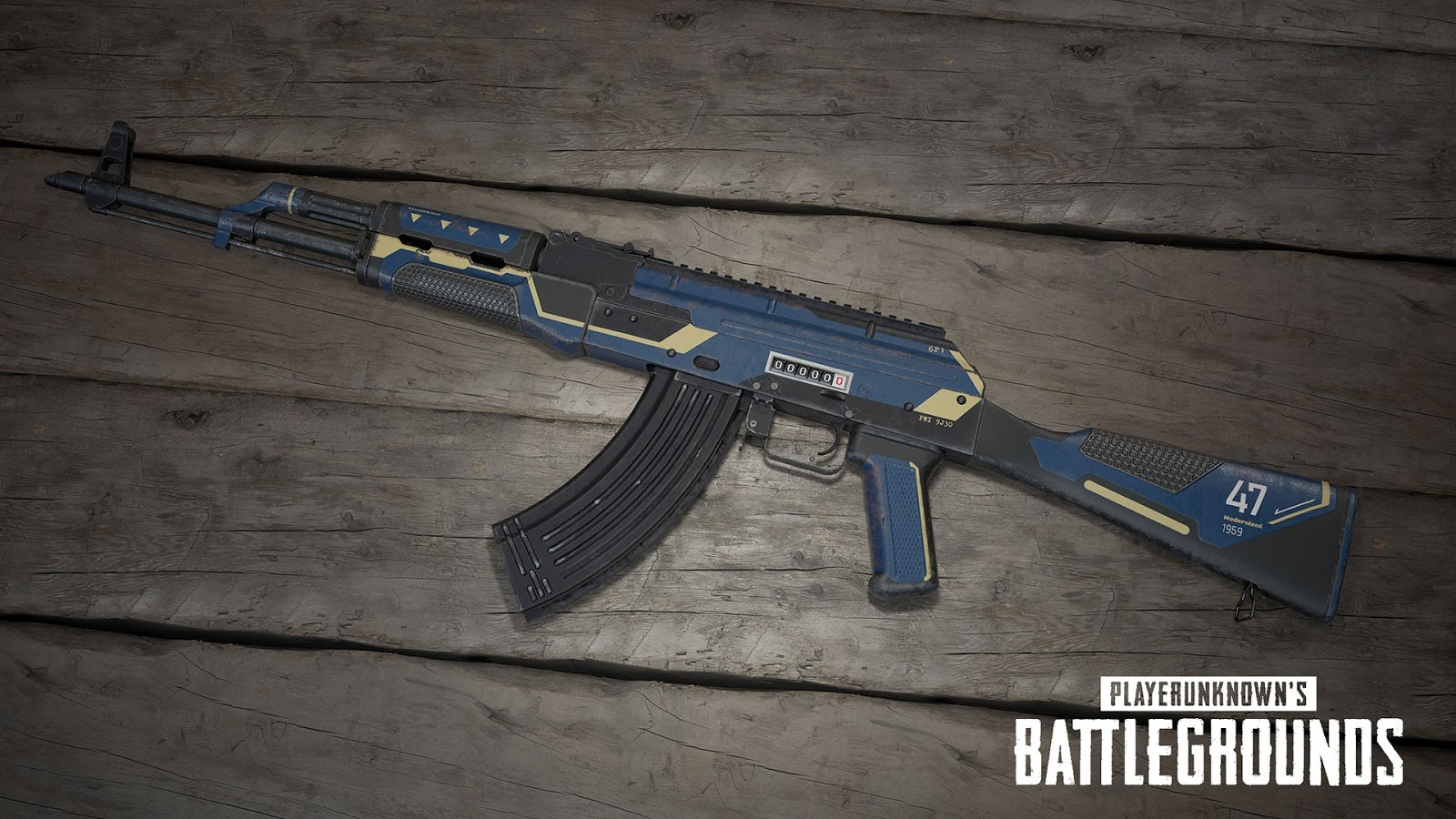 Pubg Gun Skin Wallpaper Pubg Mobile Zip Free Download