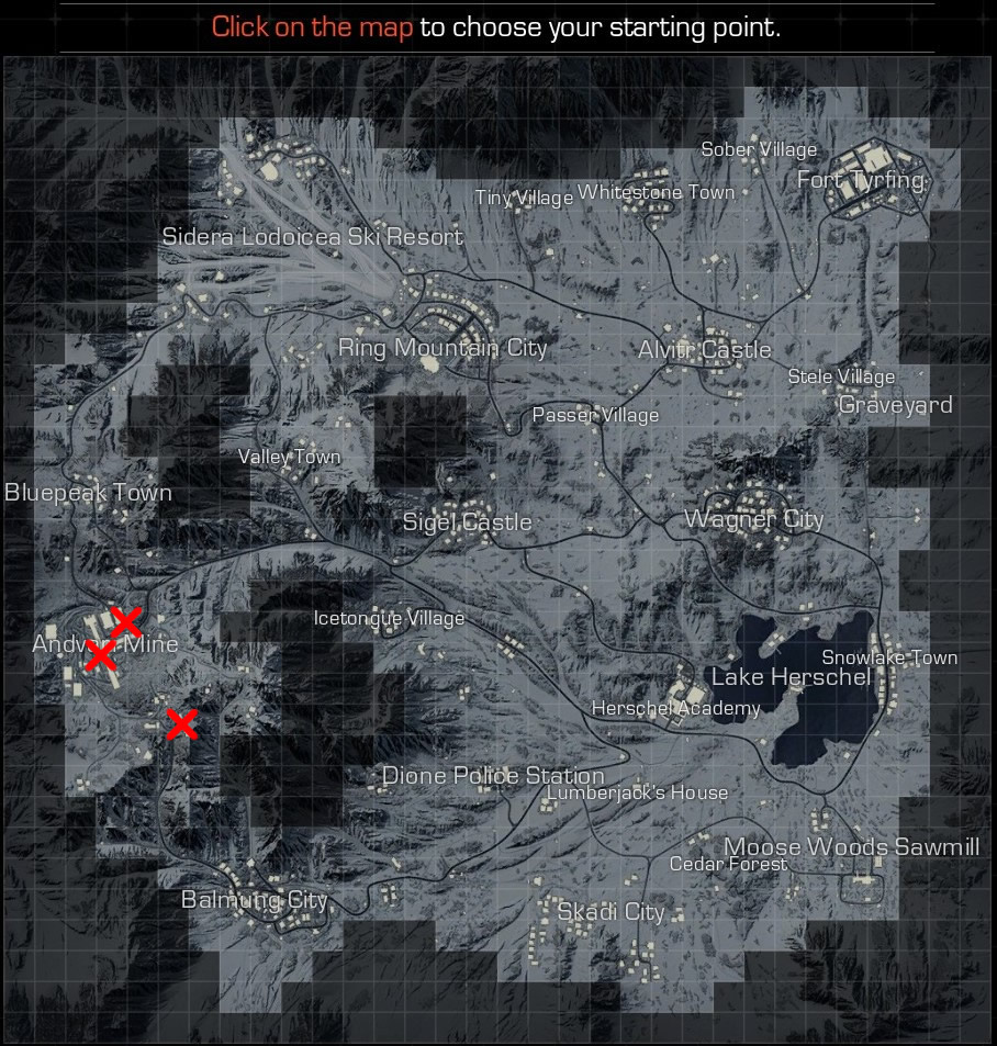 Case 003 Map