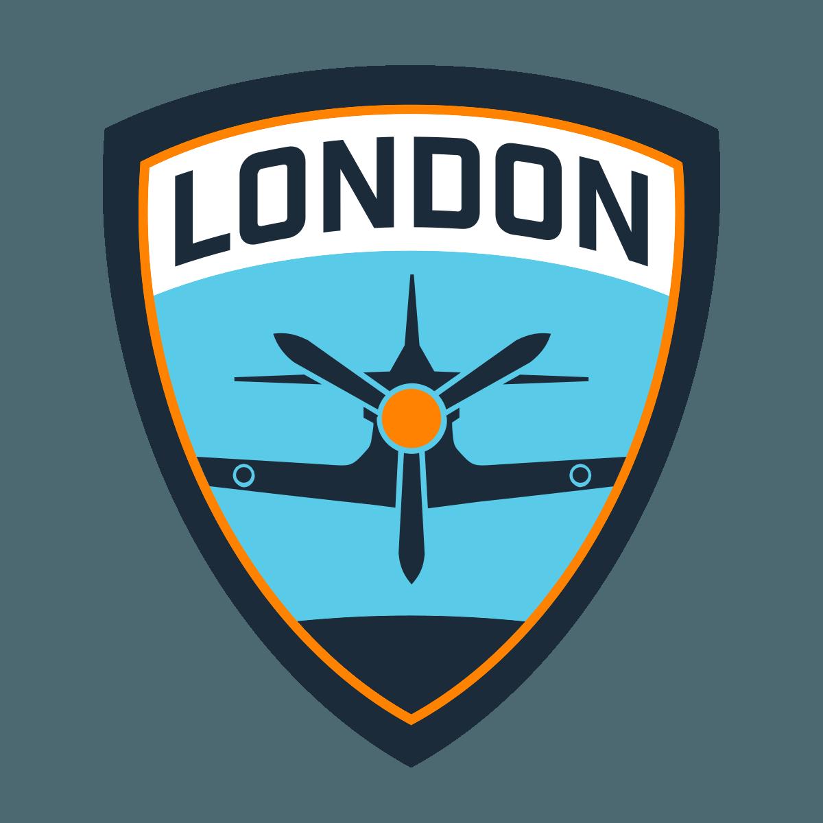 London Spitfire Social Media Following