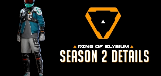 Ring of Elysium Season 2 Details