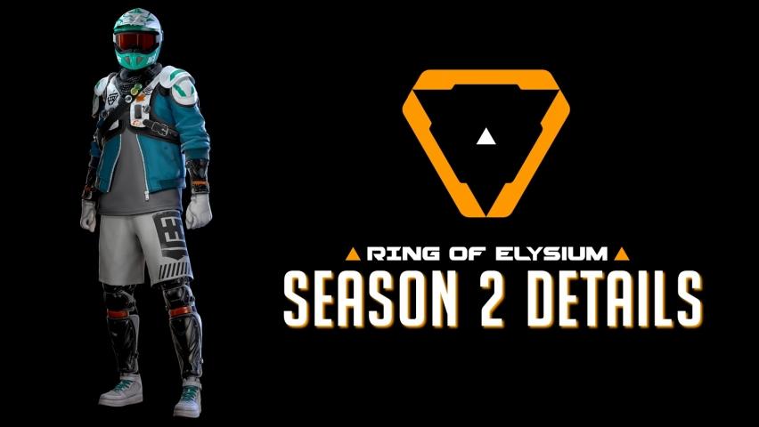 Ring of Elysium Season 2 Details