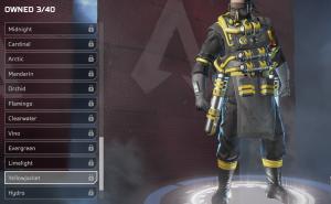 Caustic - Yellowjacket