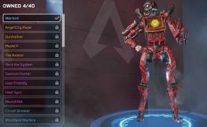 Pathfinder - Warlord