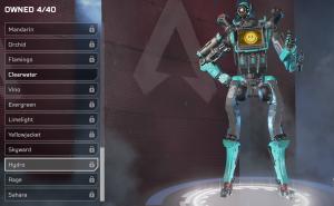 Pathfinder - Hydro