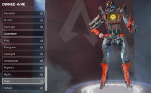 Pathfinder - Rage