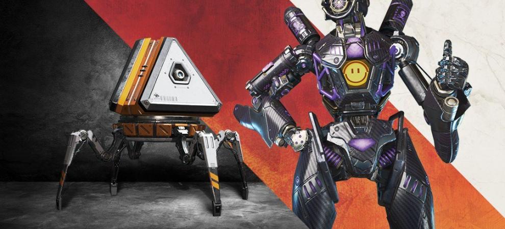 Apex Legends Twitch Prime Loot