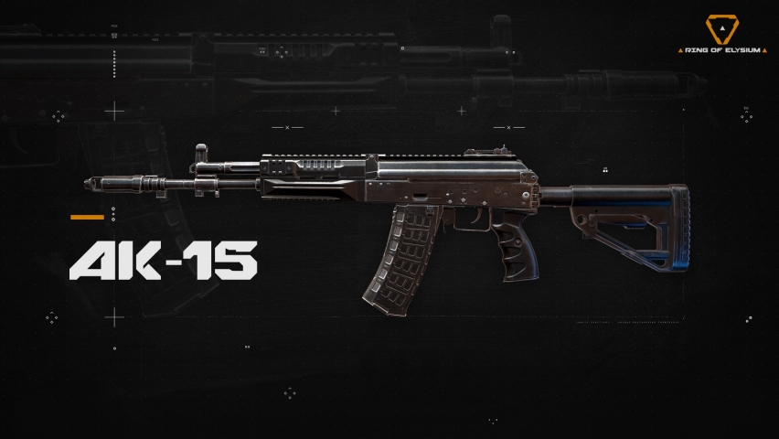 Ring of Elysium AK-15