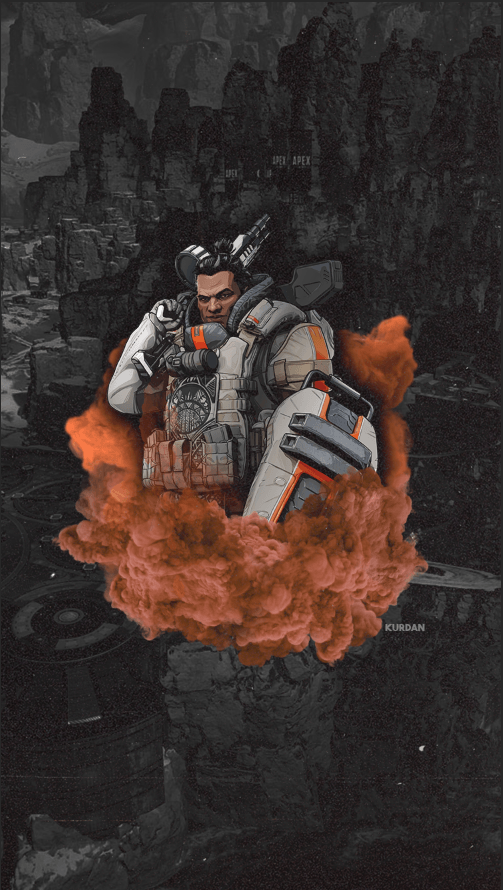 Gibraltar Apex Legends Mobile Wallpaper