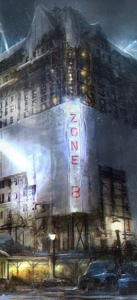 The Division 2 Concept Art Mobile Wallpaper