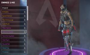 Octane Daemon Hunter Skin
