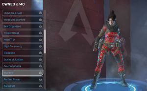 Wraith - Warlord