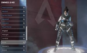 Wraith - Arctic