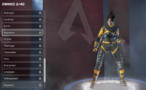 Wraith - Mandarin