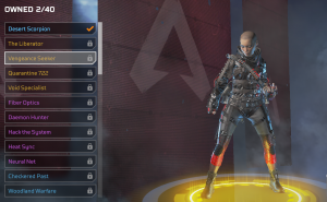 Wraith - Vengeance Seeker