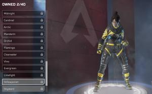 Wraith - Yellowjacket