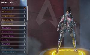 Wraith - Void Specialist