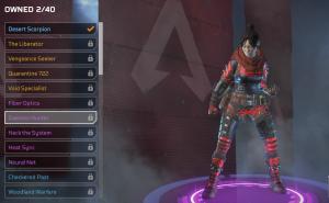 Wraith - Daemon Hunter