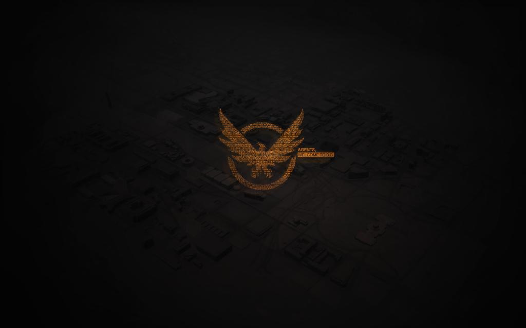 Division 2 Dark Wallpaper