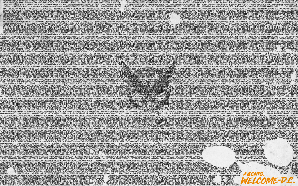 Division 2 Text Wallpaper