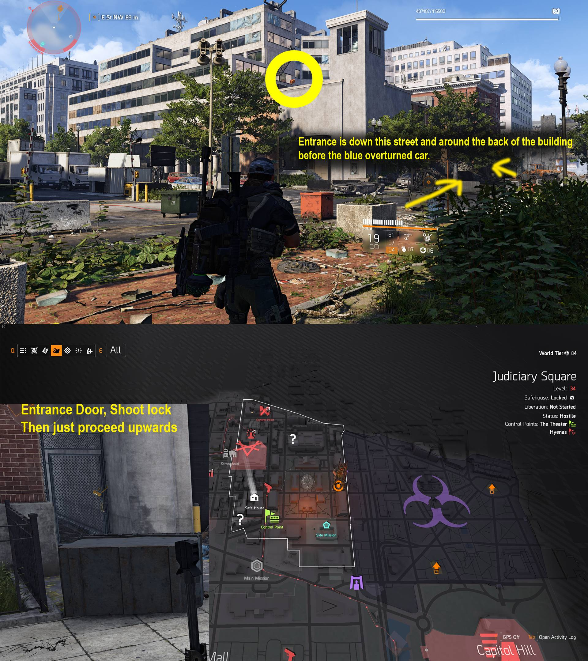 Division 2 Reset Time
