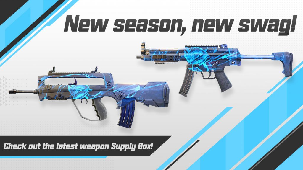 New Weapon Skins RoE