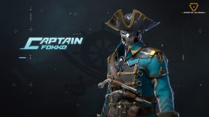 Captain Fokke Tier 90 Character Skin
