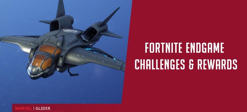 Fortnite Endgame Cover