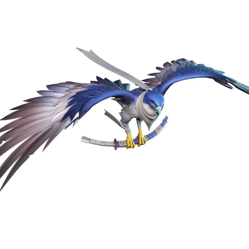 Leaked Falcon Glider