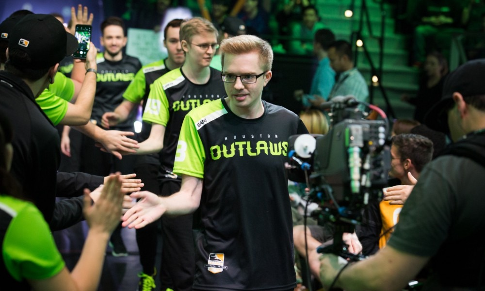 Houston Outlaws Players