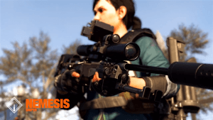 Nemesis Exotic Sniper