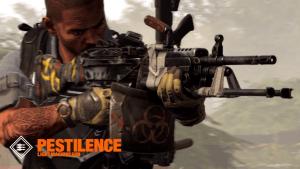 Pestilence Exotic Light Machine Gun