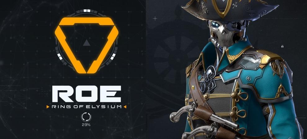 Ring of Elysium Update