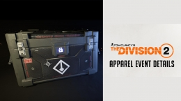 The Division 2 - Apparel Cache