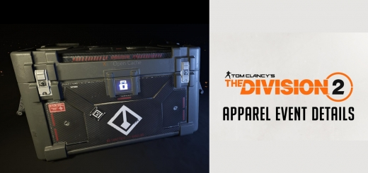 The Division 2 - Apparel Cache