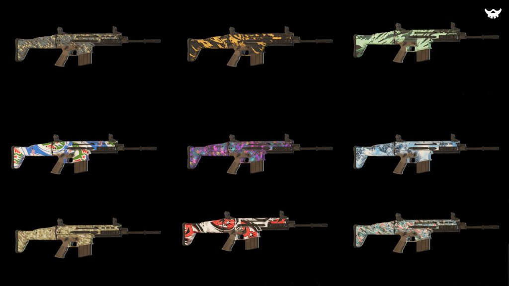 The Division 2 Apparel Event - Weapon Skins