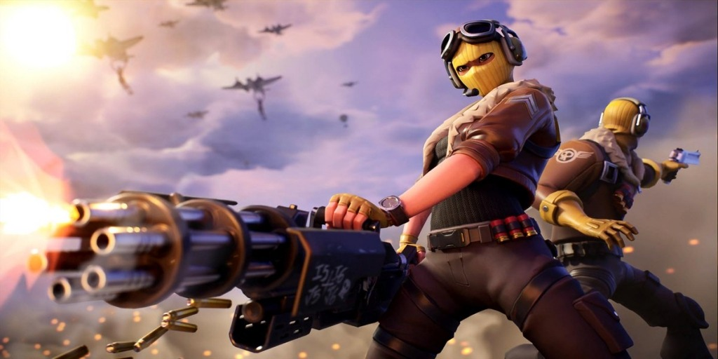 Fortnite Season 9 Week 1 Loading Screen