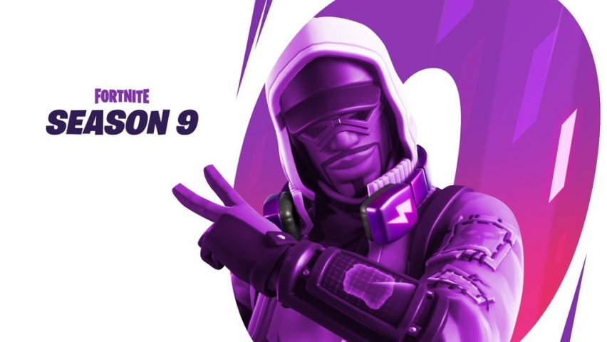 Fortnite Season 9 Teaser 3