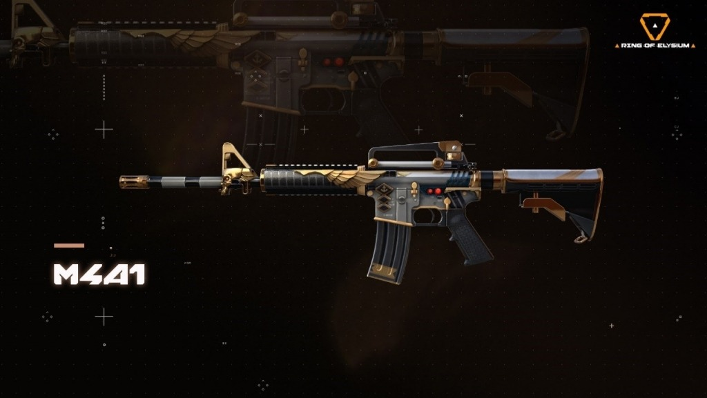 Raging Sea M4A1 Skin