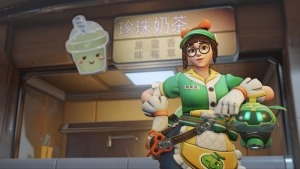 Overwatch Anniversary Skin - Mei