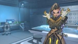 Overwatch Anniversary Skin - Moira