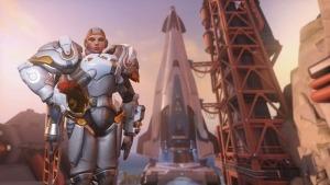 Overwatch Anniversary Skin - Pharah
