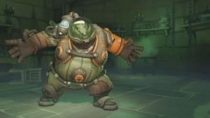 Overwatch Anniversary Skin - Roadhog
