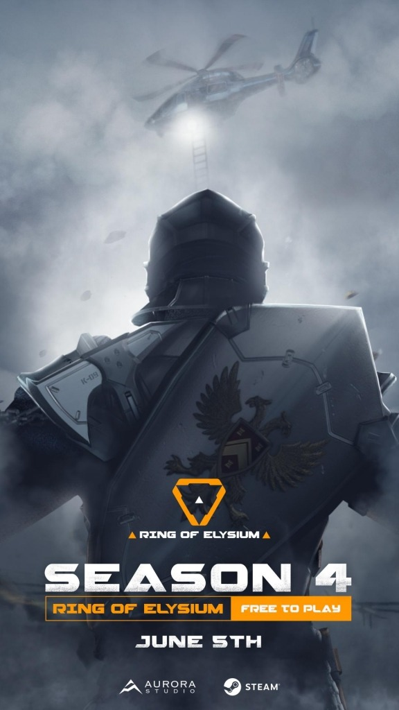 Ring of Elysium - Season 4 Character Teaser