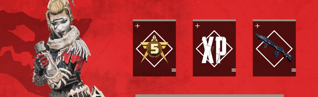 Apex Legends Legendary Hunt Rewards