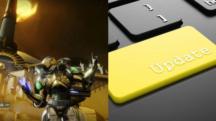 Destiny 2 June 4, 2019 Update