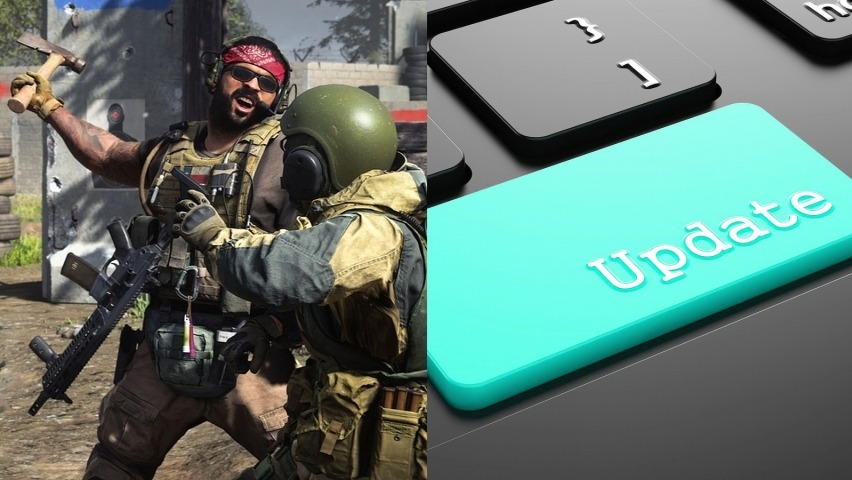 Modern Warfare Update