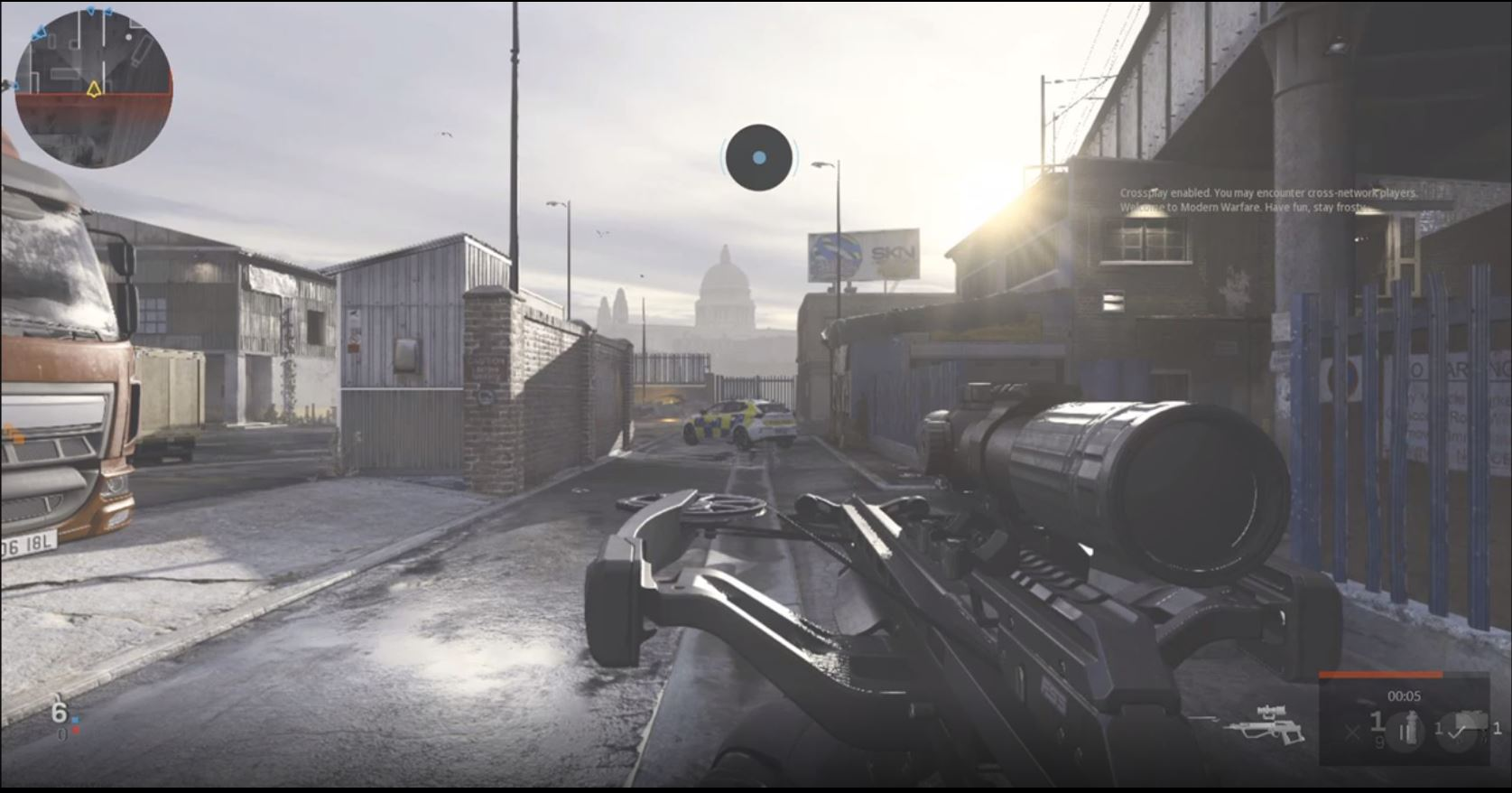 Crossbow Vector Infected Leaked In Modern Warfare Patch Files
